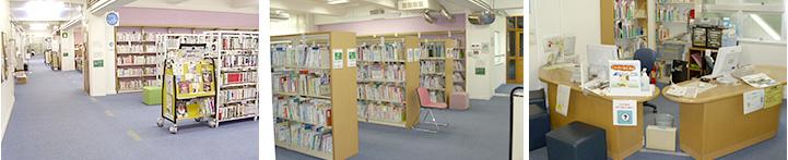 画像:こども図書館